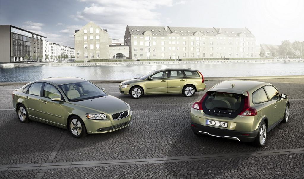 Foto de Volvo C30, S40 y V50 DRIVe (1/17)