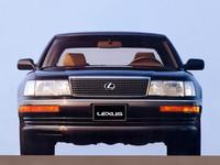 Lexus celebra el 25 aniversario de su primer modelo, el LS 400