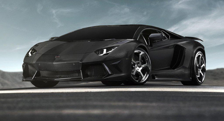 Lamborghini Aventador LP700-4 Carbonado, oda a la fibra de carbono