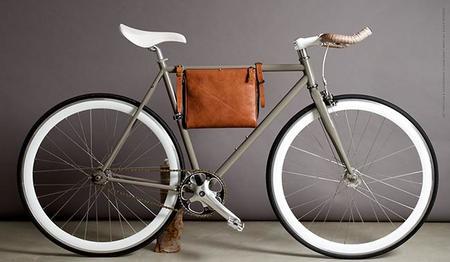 Portafolio para bicicleta de Hard Graft