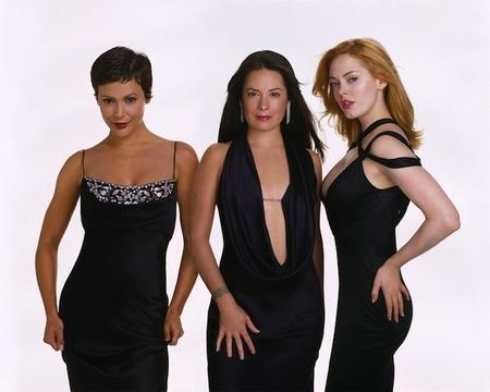 Charmed, piper, paige, phoebe.