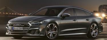 Audi S7, S6 y S6 Avant, se presentan con motor V6 turbo y hasta 444 hp