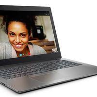 Portátil Lenovo Ideapad 320, con Core i3 y 4GB de RAM, por sólo 299 euros y envío gratis