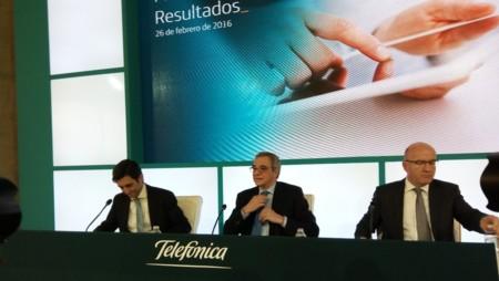 César Alierta deja la presidencia de Telefónica, José María Álvarez-Pallete será su sustituto