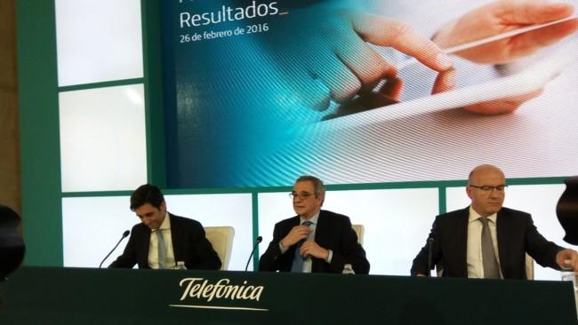 Pallete se rodea de nuevos consejeros independientes en su primer día al mando de Telefónica