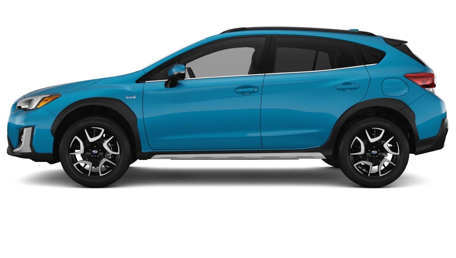 Foto de Subaru Crosstrek Hybrid 2019 (5/16)