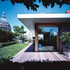 Foto 1 de 12 de la galería casas-poco-convencionales-un-oasis-en-nueva-york en Decoesfera