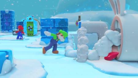 Mario + Rabbids Kingdom Battle: aquí tienes su tráiler de lanzamiento (y sí, Luigi hace el dab)
