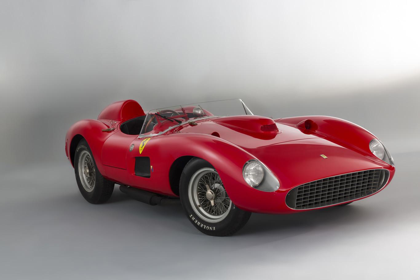 Foto de Ferrari 335 Spor Scaglietti 1957 (8/8)