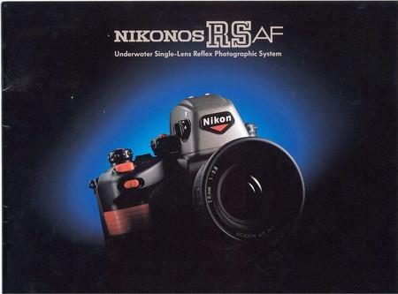 Nikonos Rs Underwater Af