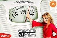 """Se buscan obesos simpáticos para """"Cuestión de peso"""", un programa de televisión"""