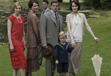 'Downton Abbey' apunta a un final festivo en el trailer de su especial de Navidad