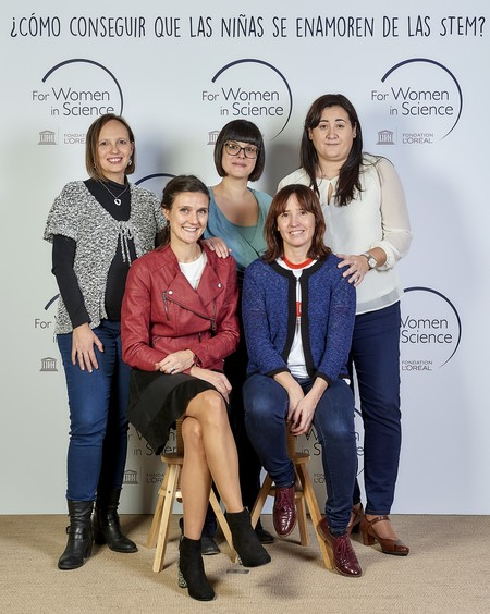 Premiadas L Oreal Unesco For Women In Science