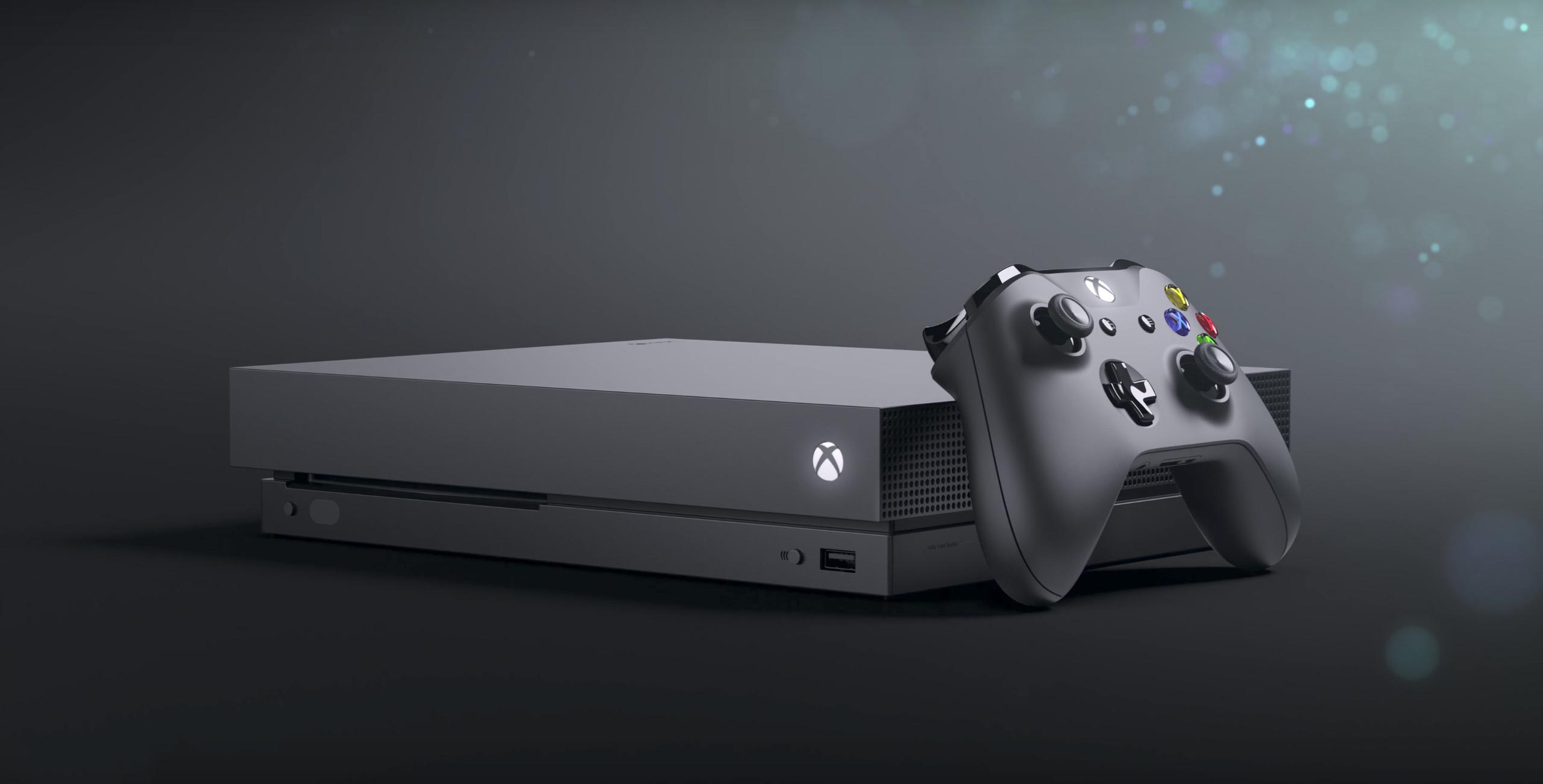 Foto de Xbox One X (11/11)