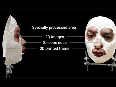 Con una máscara, así dicen haber 'roto' el sistema Face ID del iPhone X de Apple unos hackers vietnamitas