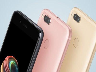 Xiaomi Mi A1: Xiaomi da el salto a Android One con su nuevo móvil de doble cámara