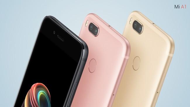 Xiaomi Mi A1 Colores