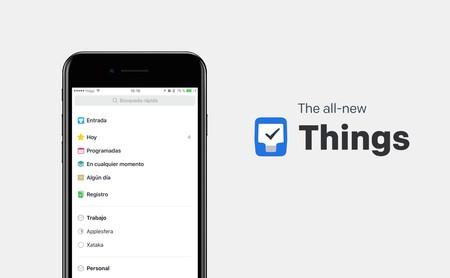 Things 3.4 ya está disponible, llega los esquemas de URL, llega la automatización