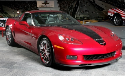 2008 Chevrolet Corvette Z06 427 Limited Edition