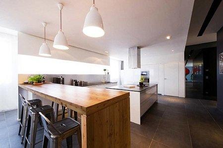 eco loft dum dum cocina