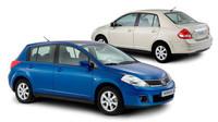 Nissan planea traer el Nissan Tiida a Europa
