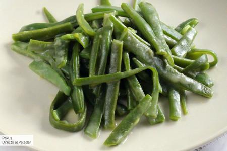 Judías verdes a la mantequilla: la receta que saca todo el sabor a esta verdura