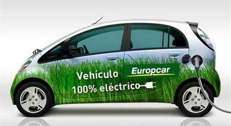Europcar comienza a materializar en España su apuesta por los eléctricos