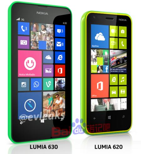 Nokia Lumia 630, se filtran más detalles del primer móvil con Windows Phone 8.1