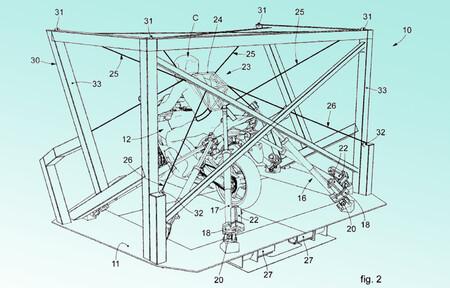Simulador Moto Vigrade Patente 2021 1