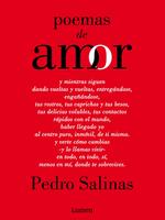 Preparándonos para San Valentín: 'Poemas de amor' de Pedro Salinas