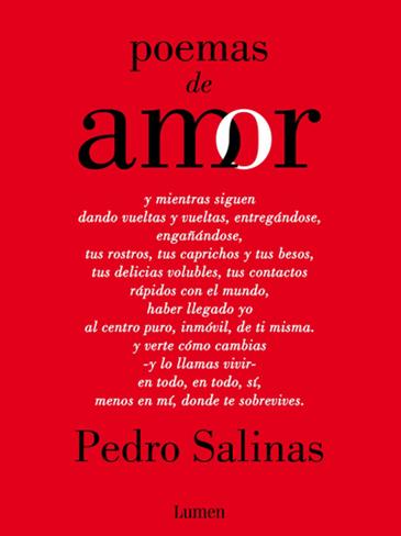 Poemas de amor de Pedro Salinas