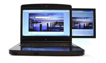 Laptop gScreen