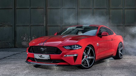 El Ford Mustang europeo ahora puede tener hasta 745 CV, pero a cambio de casi 100.000 euros
