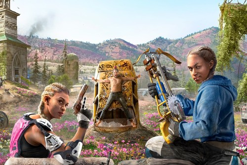 Análisis de Far Cry New Dawn: una secuela menor, pero no exenta de grandes ideas