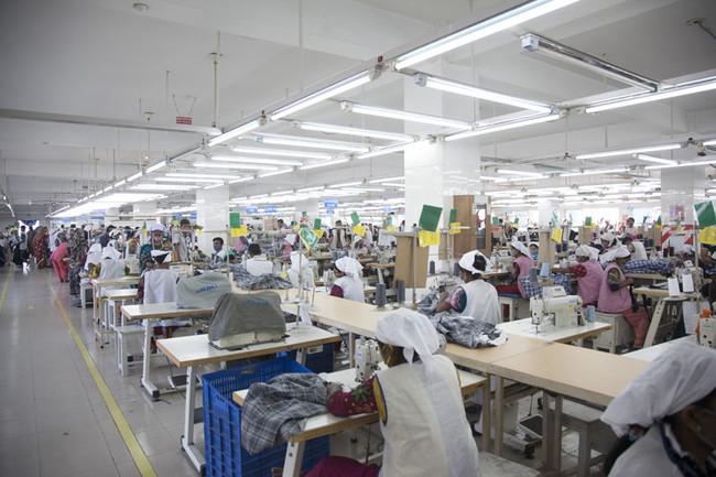 Nassa Group Aj Super Garments Ltd Rmg Production Line