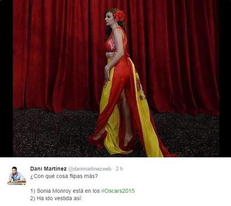 Dani Martinez Oscars