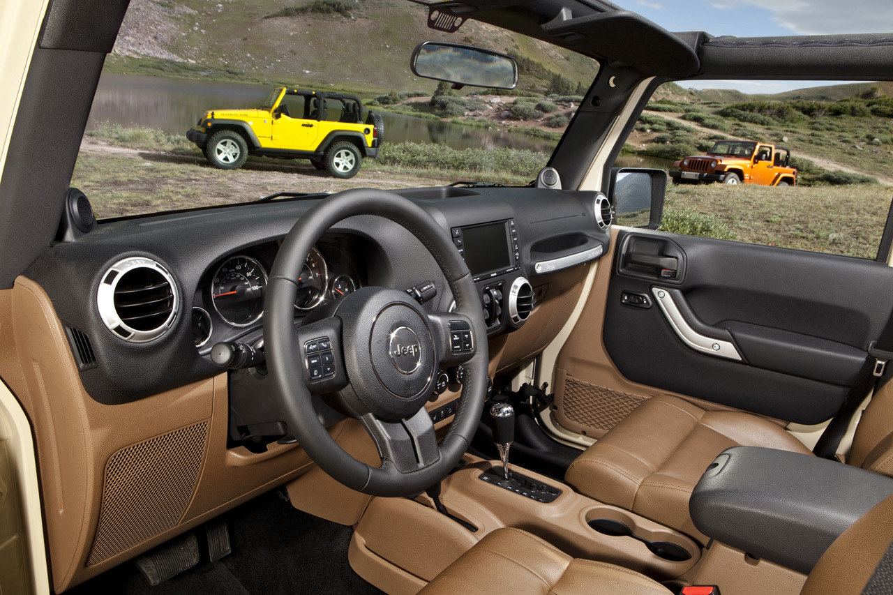 Foto de 2011 Jeep Wrangler (27/27)