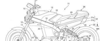 La moto de hidrógeno está aún más cerca de ser real: se ha filtrado una segunda patente de Honda