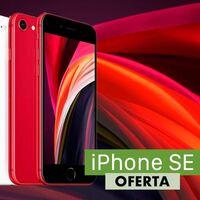 Ahorra también en el iPhone SE: con el cupón OCT40 de AliExpress Plaza lo tienes por 59 o 69 euros menos en 64, 128 ó 256 GB
