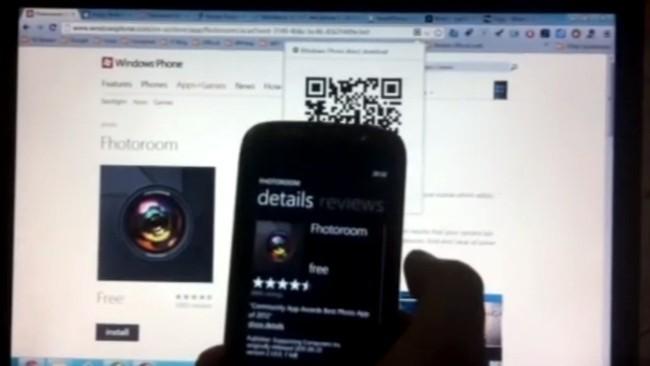 Abre cualquier elemento de una web en tu dispositivo móvil por medio de un codigo QR generado en Chrome