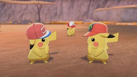 Pokémon Espada y Escudo: todos los códigos para conseguir a los diferentes Pikachu con gorra