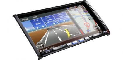 Clarion MAX973HD, GPS con 7'' táctiles