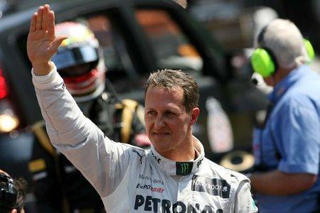 Michael Schumacher se retira definitivamente
