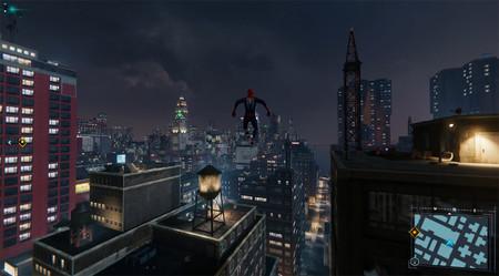 Noche Spiderman