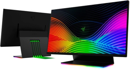 Razer Raptor 27: el monitor gaming de Razer llega con resolución 2K y una frecuencia de 144 Hz