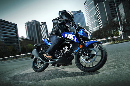 Suzuki Gsx S125 01