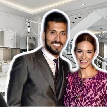 Desvalijan el chalet de lujo donde Tamara Gorro y su marido celebraban su aniversario de boda ¡Y tuvieron que salir corriendo!