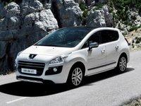 Peugeot 3008 HYbrid4, llega el diesel-híbrido