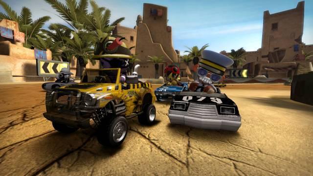 Foto de 'ModNation Racers', nuevas imágenes (15/18)