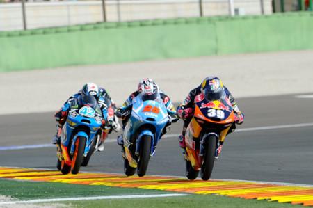 Luis Salom Maverick Vinales Alex Rins Moto3 2013